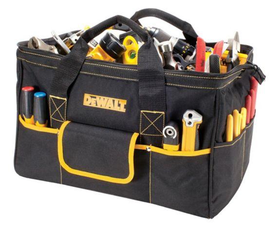 DEWALT Zip-Top Tool Carrier, 18-in Product image