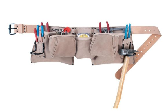 Kuny's Journeyman Carpenter Apron
