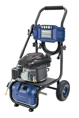 Simoniz 2600 PSI Gas Pressure Washer Product image