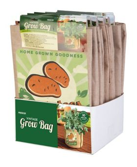 Panacea Grow Bag And Plant Support 30