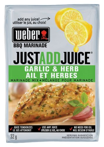 Weber Marinades, Assorted Product image