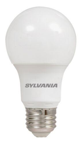 Sylvania LED A19 60W Bright White Bulb, 4-pk Product image