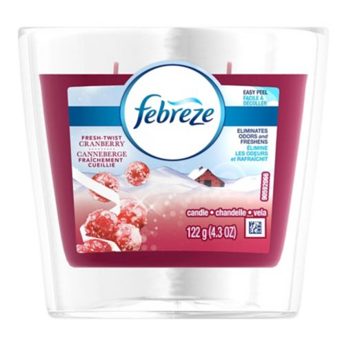 Febreze Holiday Candle, 122-g