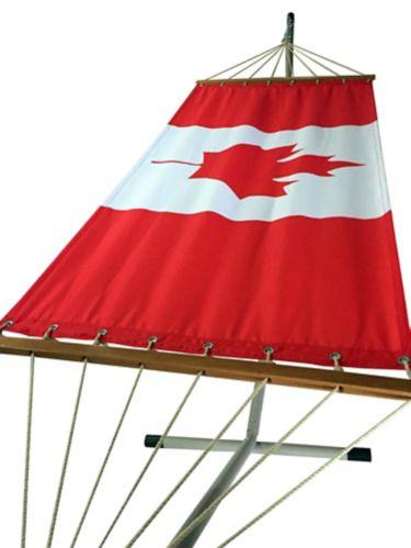 Hamac de la fête du Canada Image de l'article