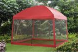 Pop-Up Gazebo, Red | Vendor Brandnull