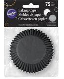 Wilton Baking Cups, White/Black/Silver, 75-pk | Wiltonnull