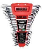 Jeu de clés Black Max, 32 pes | Vendornull