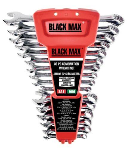 Jeu de clés Black Max, 32 pes Image de l'article