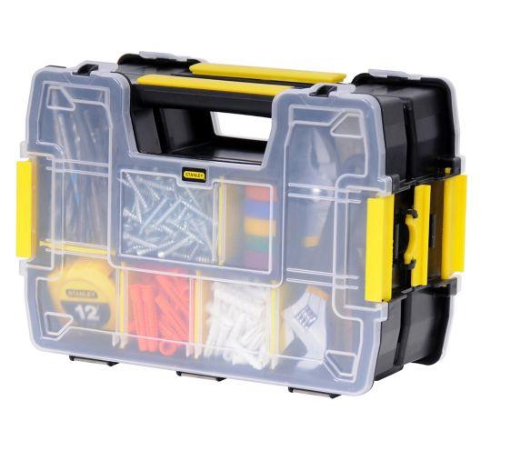 Stanley Parts Organizer Sortmaster Light, 2-pk