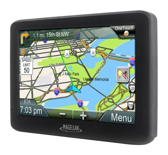 Magellan 5620 Car GPS LM, 5-in Product image