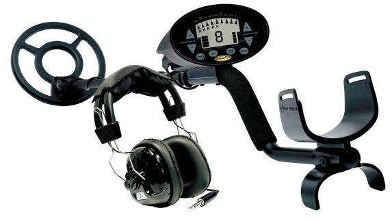 Détecteur de métal Bounty Hunter Discovery 2200 et casque d'écoute en prime