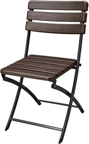 Resin Slat Folding Chair Product image