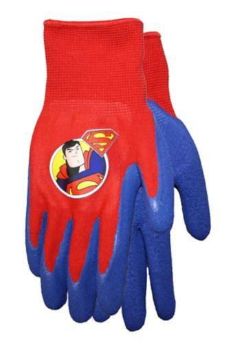Superman Kids Gripper Garden Glove