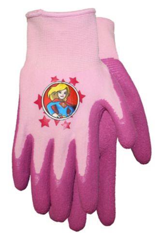 Supergirl Kids Gripper Garden Glove Product image