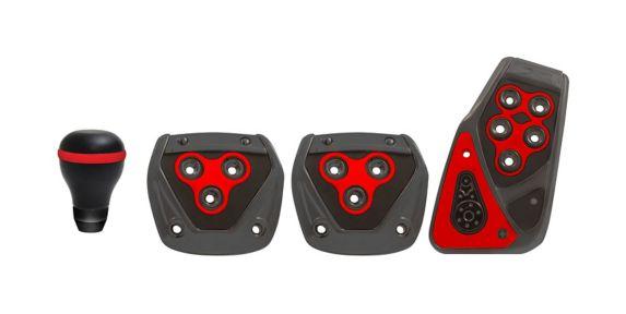Manual Pedal & Shift Knob Combo Kit, 4-pc Product image