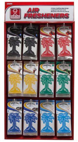 Palm Tree Air Freshener, 3-pk Product image