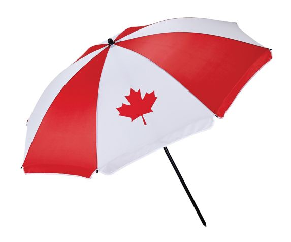 Beach Umbrella, Canadian Print, 6-ft Product image