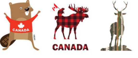 Canada Day Air Fresheners Product image