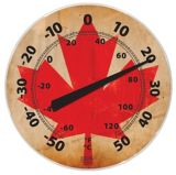 Bios Living Maple Leaf Thermometer