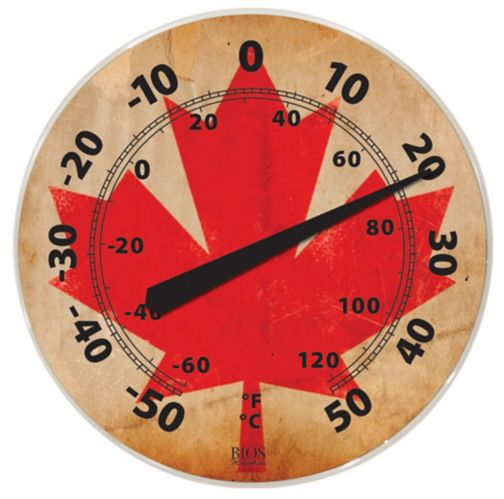 Bios Living Maple Leaf Thermometer Product image