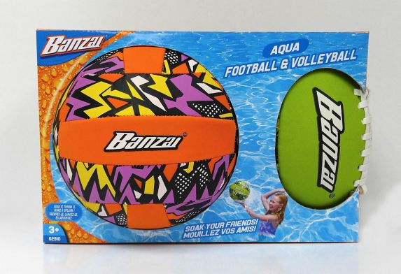 Aqua Volleyball and Football Product image