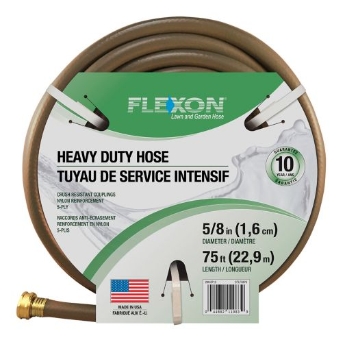 Flexon Heavy Duty Hose, 75-ft