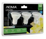 Ampoule à DEL NOMA PAR16 GU10, 50 W, blanc doux   NOMAnull