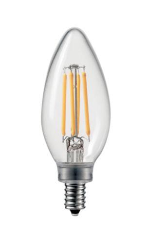 NOMA B11 40W Chandelier LED Bulb, Soft White, 3-pk Product image