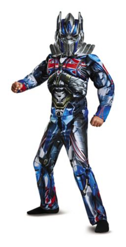 Optimus Prime Child Halloween Costume, Medium Product image