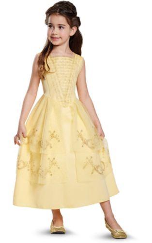 Disney PrincessBelle Child Halloween Costume, Medium Product image