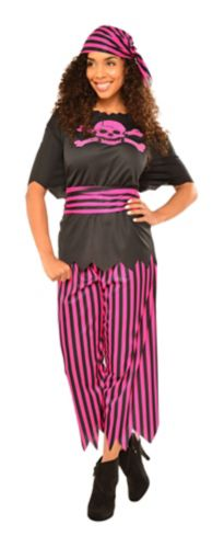 Pirate Adult Halloween Costume, Medium Product image