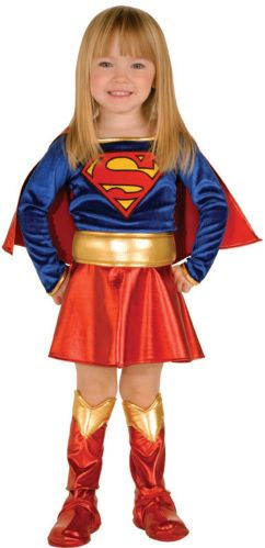 Supergirl Toddler Halloween Costume Product image
