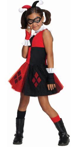Costume d'Halloween pour enfant Harley Quinn Image de l'article