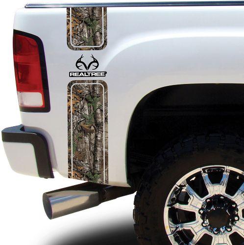 Autocollant pour voiture Realtree, camouflage Image de l'article