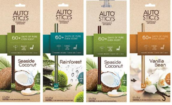 Enviroscent Air Fresheners, Assorted Product image
