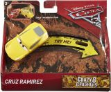 Cars 3 1:55 Scale Crazy 8 Racer Singles, Assorted | Disney Carsnull