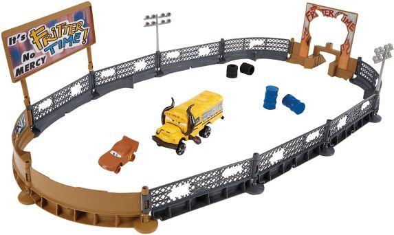 Cars 3 Smash & Crash Derby Playset Product image