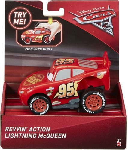 Cars 3 Rev 'N' Racer Car Assortment, Assorted Product image