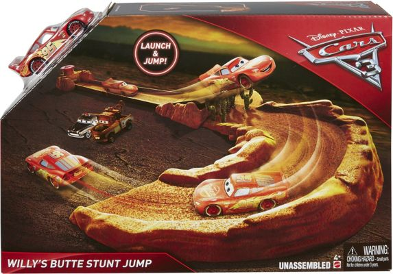 Cars 3 Dual Racing Playset Assortment Product image