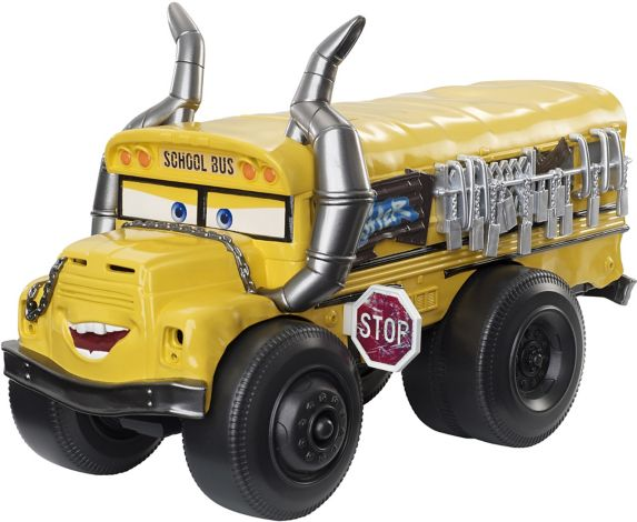 Cars 3 Miss Fritter Bath Hero Car Product image