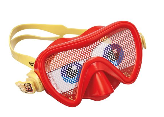 Cars Lightning McQueen Swim Mask