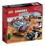 Lego Juniors Les Bagnoles 3, L'entraînement de vitesse à la Butte à Willy, paq. 95 | Lego Disney Carsnull