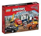 Lego Juniors Les Bagnoles 3, Le garage de Smokey, paq. 116 | Lego Disney Carsnull