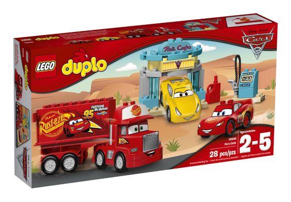 Lego DuploCars 3 Flo's Café, 28-pc Product image