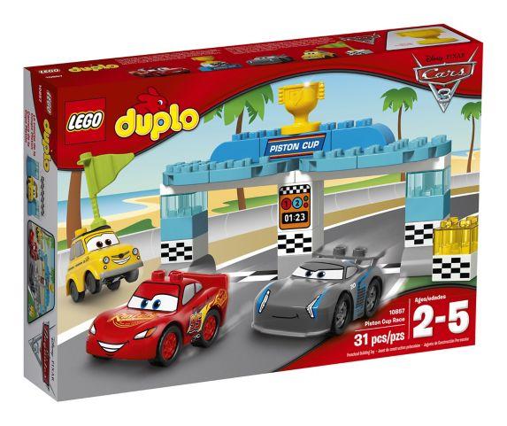 Lego DuploCars 3 Movie Piston Cup Race, 31-pc Product image