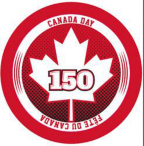 Canada Day Disc Product image