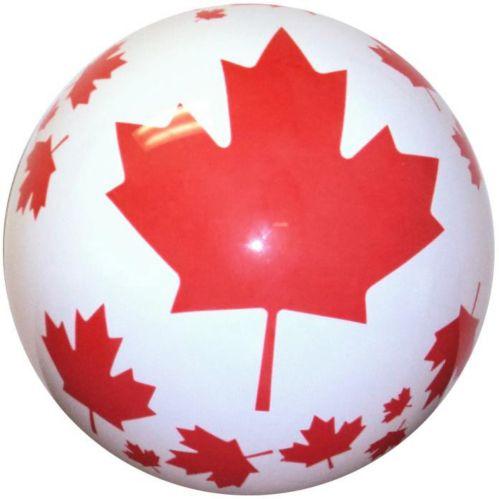 Ballon en vinyle Canada, 9 po
