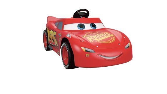 6V Cars Lightning McQueen