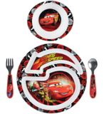 Disney Pixar Cars 2 Feeding Set, 4-pc | Disney Carsnull