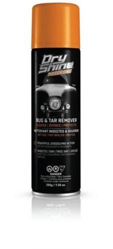 Nettoyant pour insectes et goudron Dry Shine pour motos